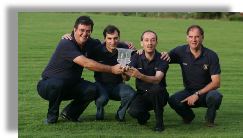 Lanidor Golf TeamP
